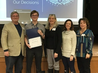 Coppell Chamber Student of the Month