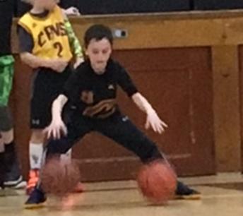4th Grade Boys Spring Basketball