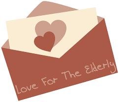 Love for the Elderly - Write a letter to an elder
