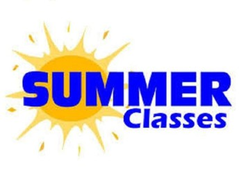 Taking a class OUTSIDE of PUSD this summer?