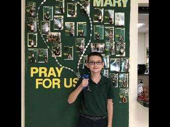 Mason- 5th Grade