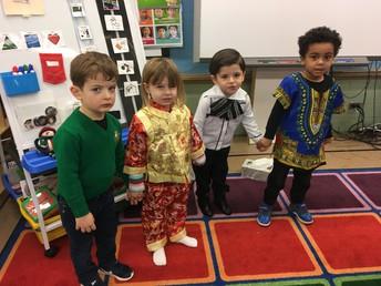Celebrating Cultural Dress!