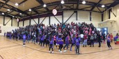 8th Grade Rally!