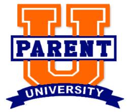 Panther Parent University/ Universidad para los padres panteras (capacitación, información, etc)