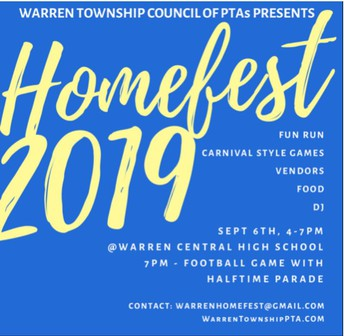 Warren Homefest 2019