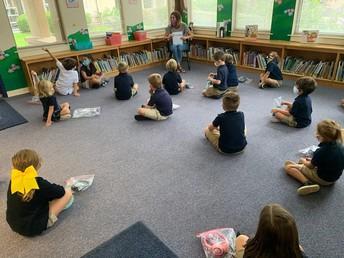 Fall Reading Program - SERG Star Reader Challenge