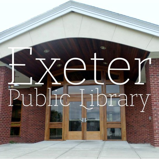 Exeter Public Library profile pic