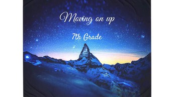 Moving on Up - 7th Grade