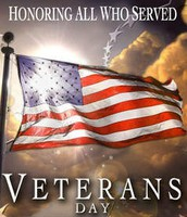 Also, thank you to everyone in our community who has served! We are indebted to you!