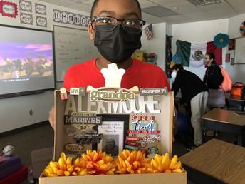 Mrs. Trejo's Spanish Class