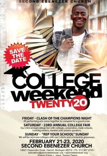 College Weekend 2020
