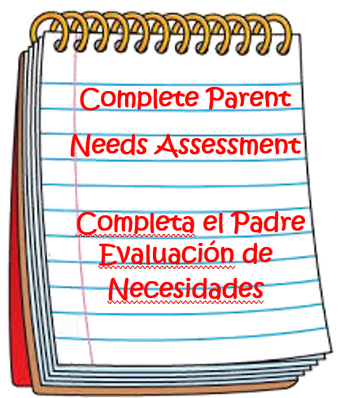 Counseling Parent Needs Assessment