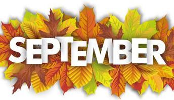 September Presentations