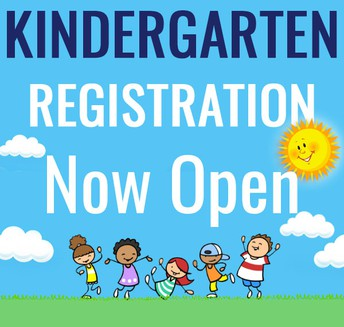 Kindergarten registration is underway