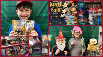 Book Fair Fun!