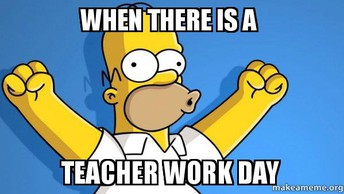 Teacher Workday