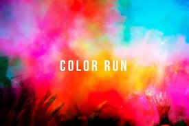 The Comet Color Run is Friday May 3 @4:30 PM