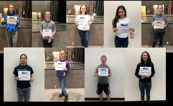 12th Grade Students of the Month