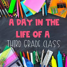 3rd Grade Weekly Newsletter