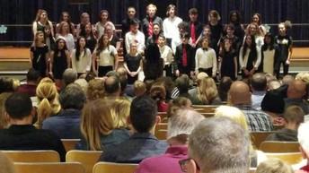 7th and 8th Grade Chorus