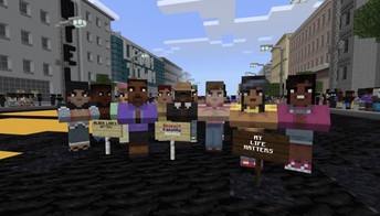 Minecraft's Good Trouble Social Justice Lessons are HERE