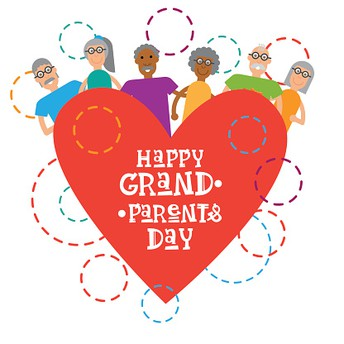 Grandparents Day Luncheon (September 9th)