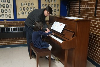 PIANO AND ORGAN LESSONS NOW AVAILABLE
