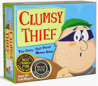 Clumsy Theif