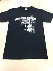 Athletic T-Shirt-Black
