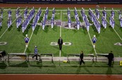 Band Competes at Area - Headed to State!