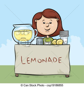 2nd Grade Lemonade Stand