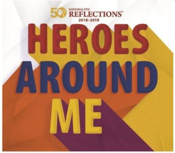 Reflections - Heroes Around Me