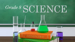 Science 8 Update: