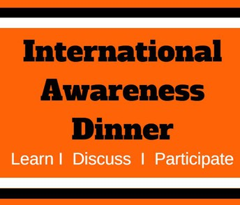 International Awareness Dinner