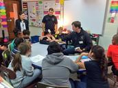 LWFD teach Ms. Quigley's class!