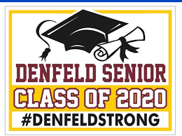 Senior Sign Delivery and Commencement Plans