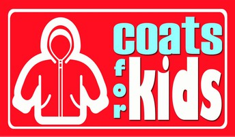 """COATS FOR KIDS"" Sponsored by the Salvation Army"