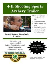 Shooting Sports Archery Event