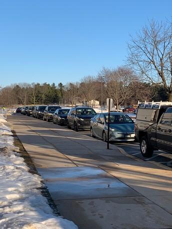 Car Line - Drop-off & Pick-up