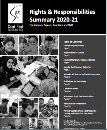 SPPS Rights and Responsibilities Handbook