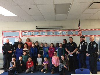 Thank you TPD!