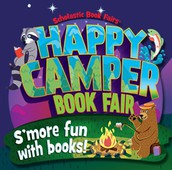 Scholastic Book Fair April 3-7