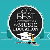 Oley Valley SD Recognized as Best for Music Education