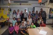 5th Grade Jeopardy Crew
