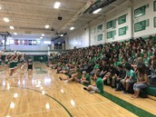 Fall sports' assembly!