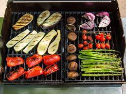 Try Grilling Those Fruits & Veggies