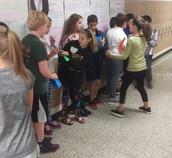 Students Enjoy Exploring Numbers!