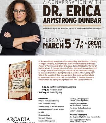 Dr. Erica Armstrong Dunbar