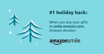 Shop AmazonSmile for the Holidays