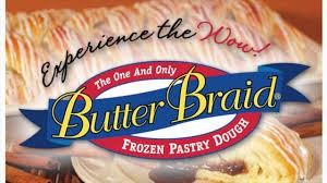 PTO Butter Braid Pastry Sale